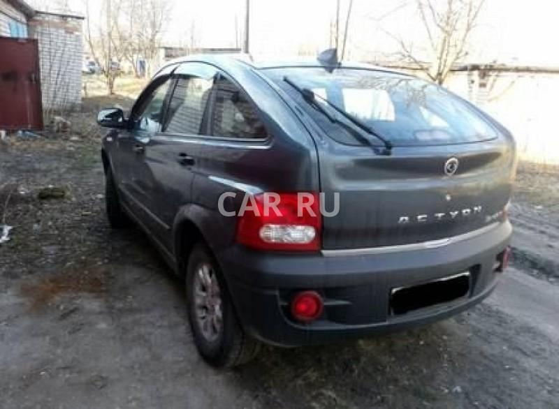 Ssang Yong Actyon, Балахна