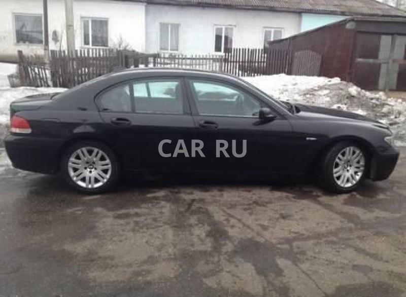 BMW 7-series, Анжеро-Судженск