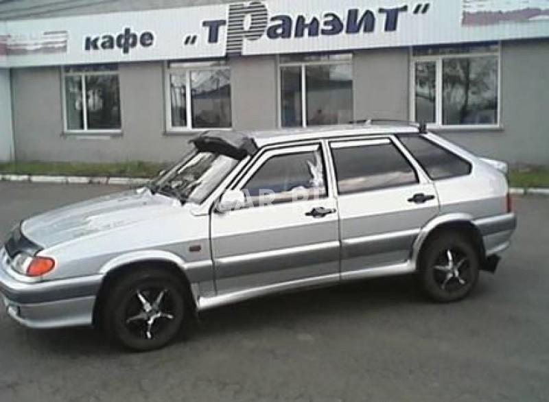 Лада 2114, Барабинск