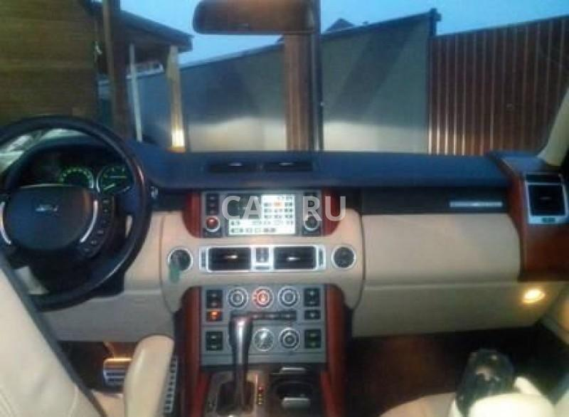 Land Rover Range Rover, Бахчисарай