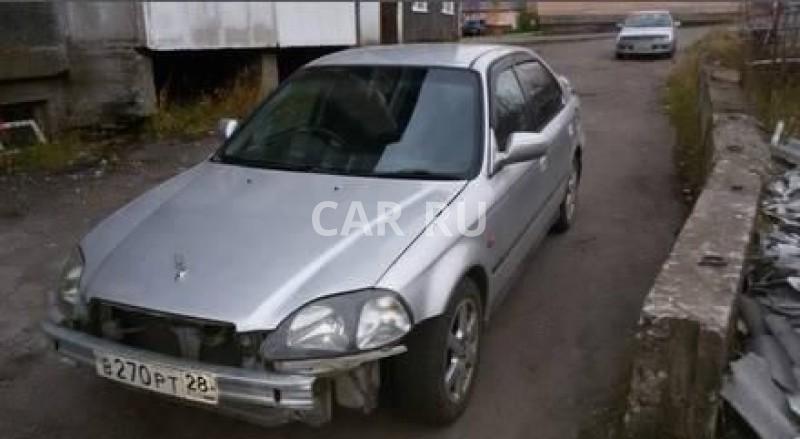 Honda Civic Ferio, Алдан