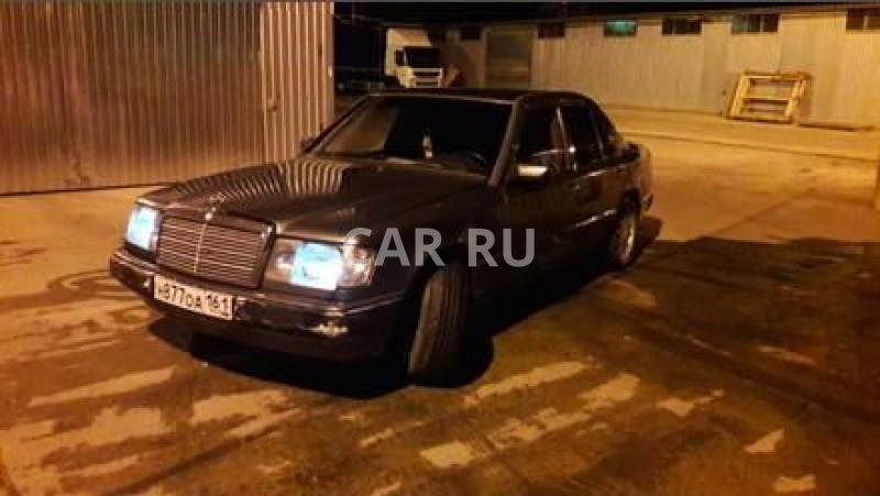 Mercedes E-Class, Азов