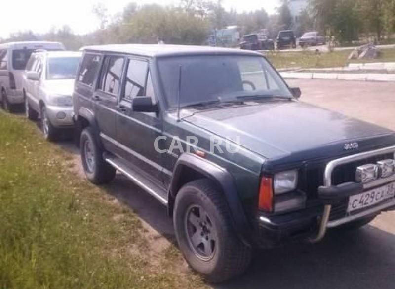 Jeep Cherokee, Ангарск