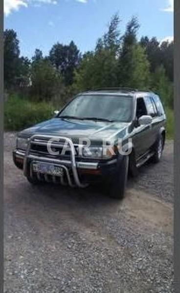 Nissan Pathfinder, Ачинск