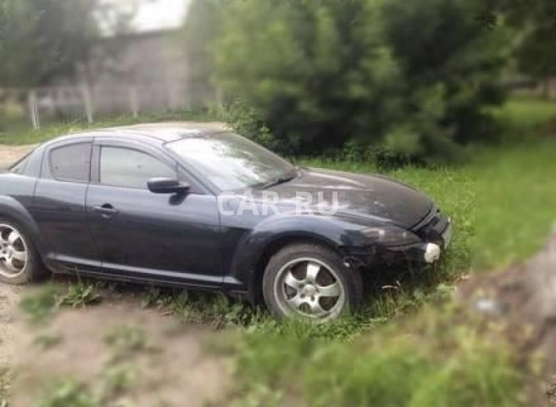 Mazda RX-8, Барнаул