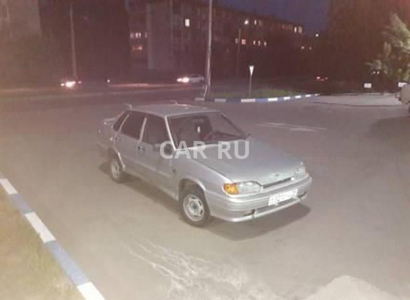 Лада 2115, Ангарск