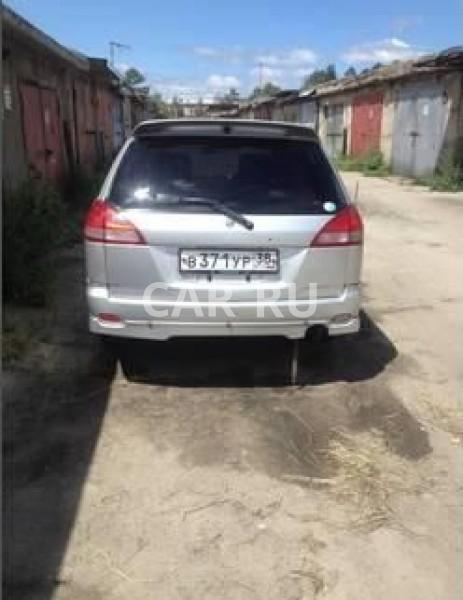 Nissan Wingroad, Ангарск