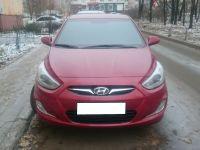 Hyundai Solaris, 2013 г. в городе Воронеж