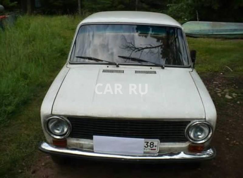 Lada 2101, Балаганск
