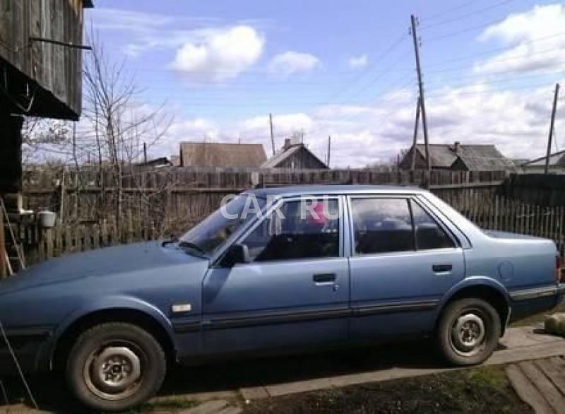 Mazda Capella, Агинское