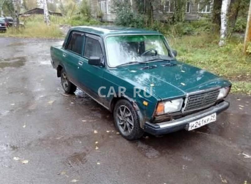 Lada 2107, Архангельск