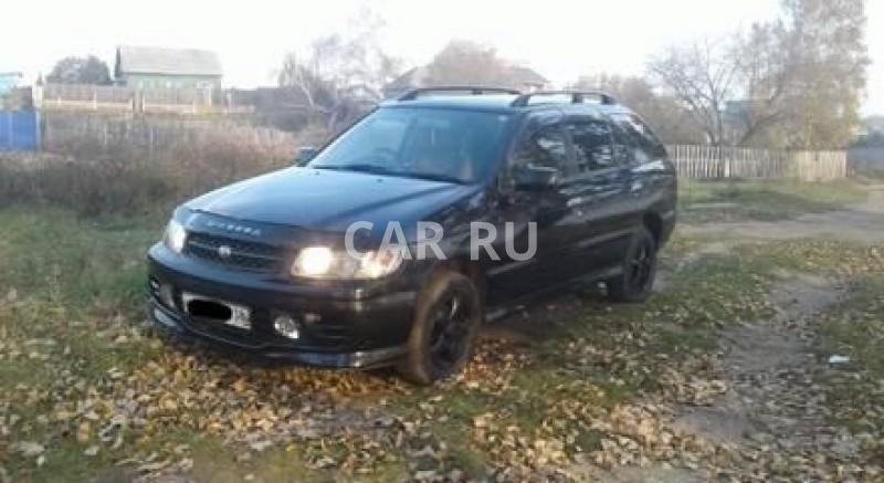 Nissan R'nessa, Ангарск