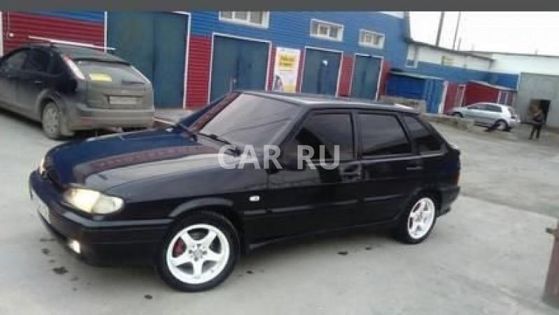 Lada 2114, Ачинск