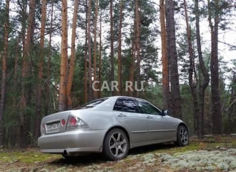 Toyota Altezza, Астрахань