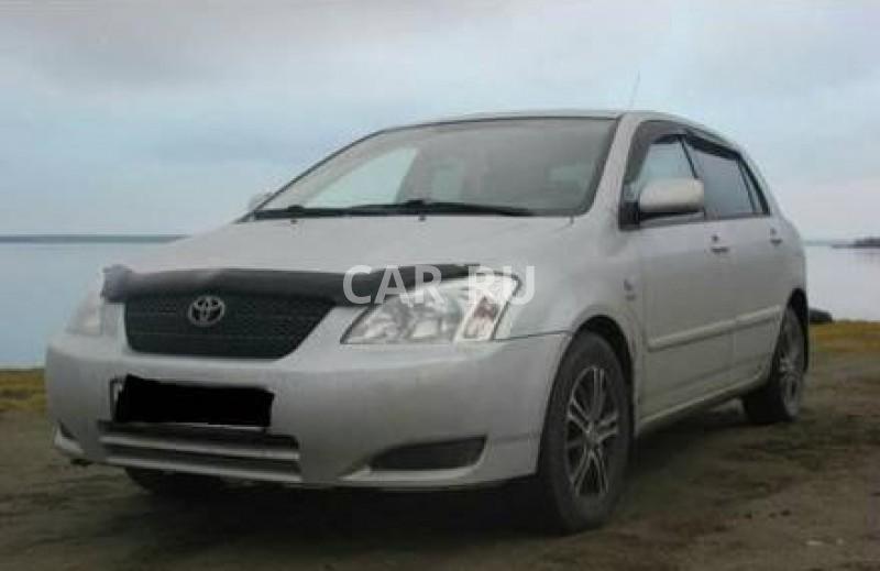 Toyota Corolla, Апатиты