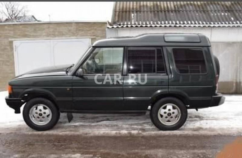 Land Rover Discovery, Алексеевка