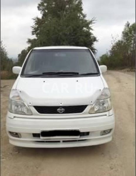 Nissan Serena, Артём