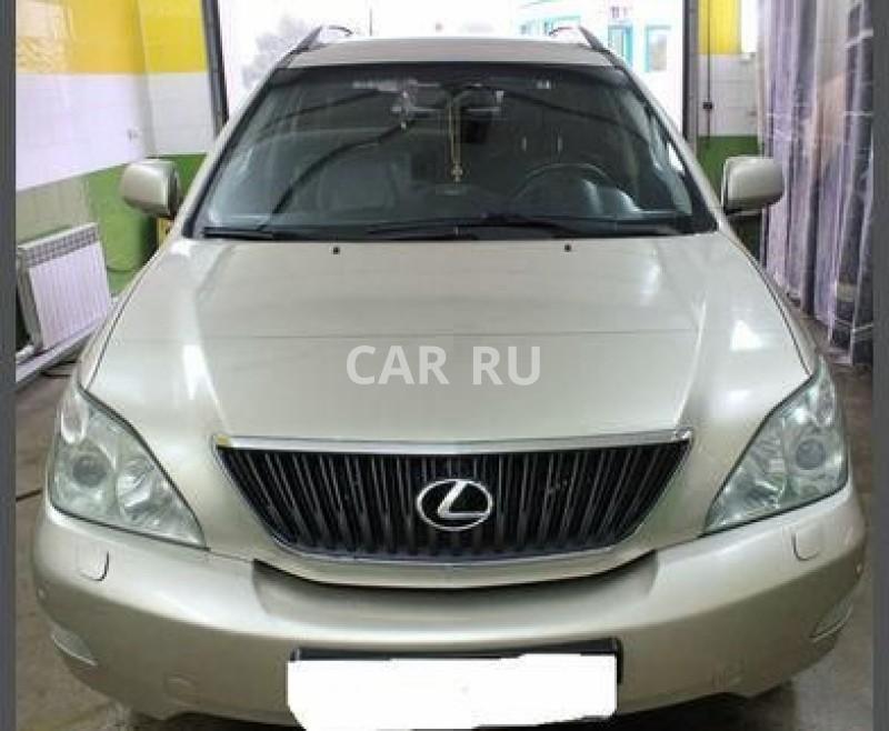 Lexus RX, Белгород