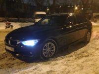BMW 3-series, 2014 г. в городе Пермь