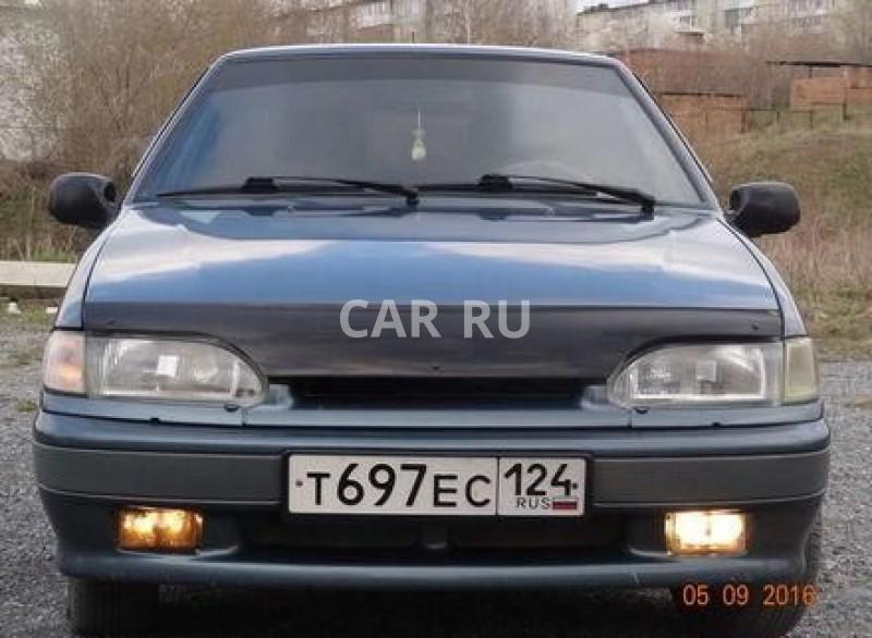 Lada 2115, Ачинск