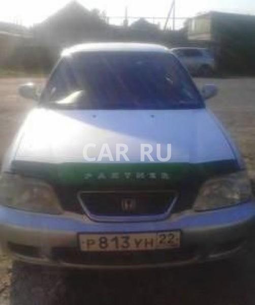 Honda Integra SJ, Барнаул