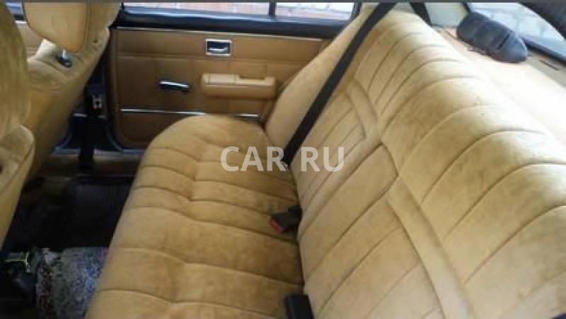 Opel Commodore, Барнаул