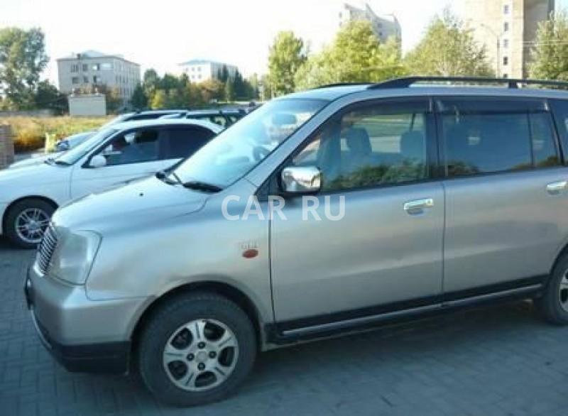 Mitsubishi Dion, Барнаул