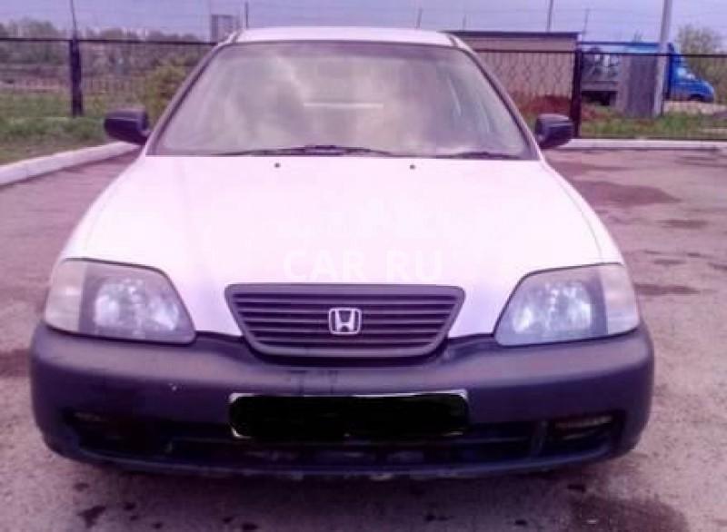 Honda Partner, Ангарск