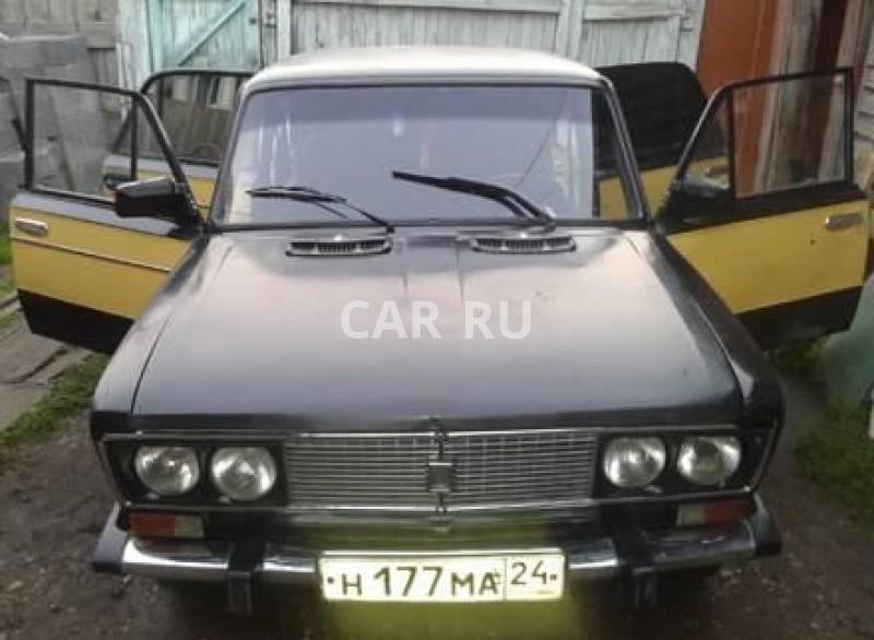 Lada 2106, Ачинск