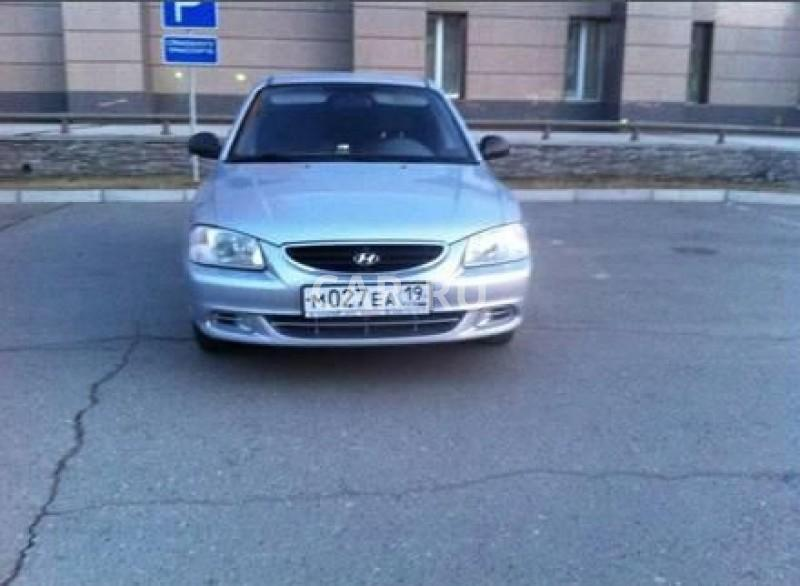 Hyundai Accent, Абакан