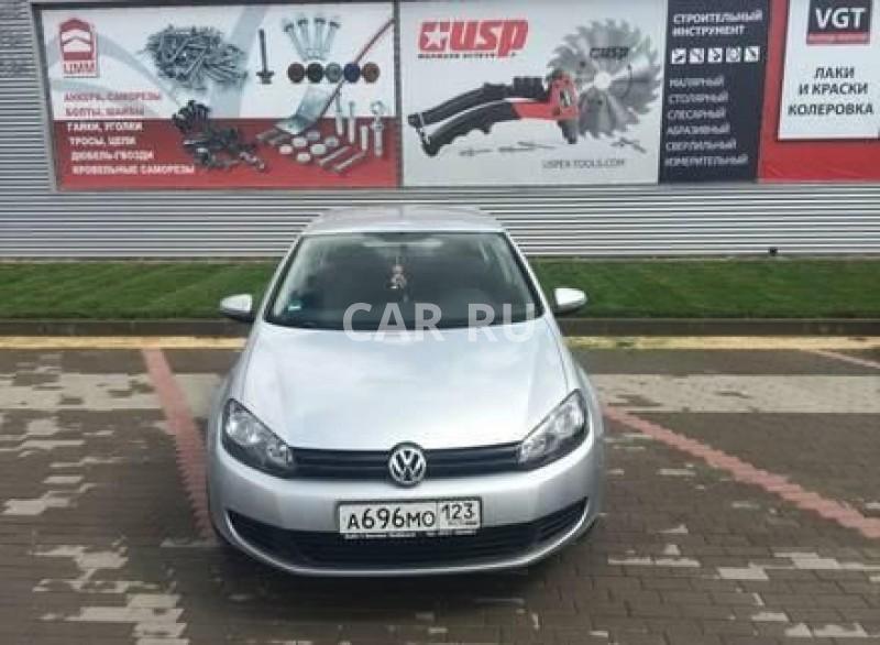 Volkswagen Golf, Армавир