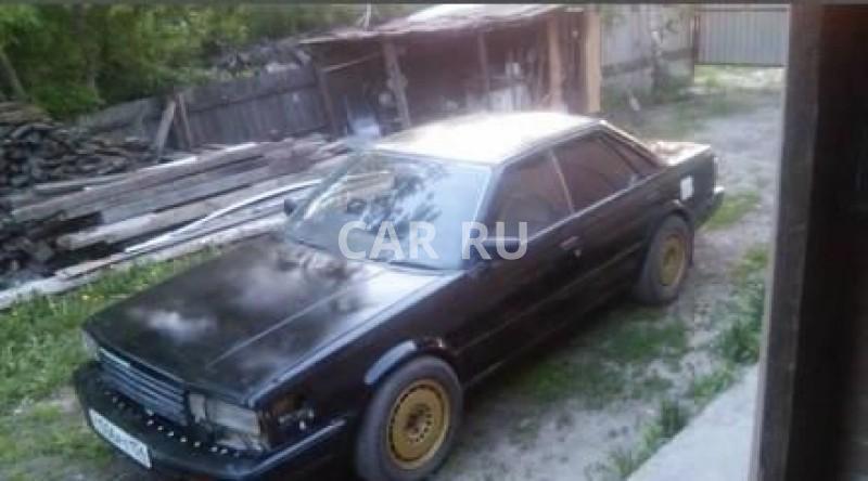 Nissan Bluebird Maxima, Барнаул