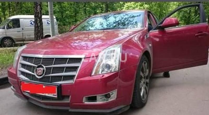Cadillac CTS, Барвиха