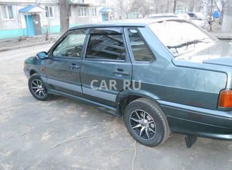 Lada 2115, Барнаул