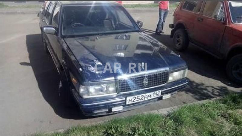 Nissan Cedric, Анжеро-Судженск