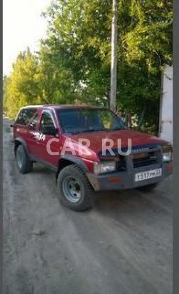 Nissan Terrano, Барнаул