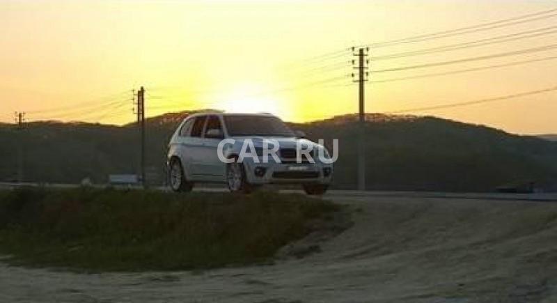 BMW X5, Артём