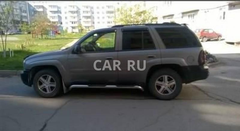 Chevrolet TrailBlazer, Ачинск