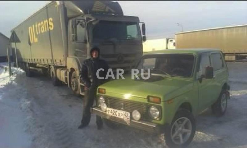 Лада Niva, Анжеро-Судженск