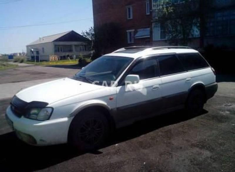Subaru Outback, Барабинск