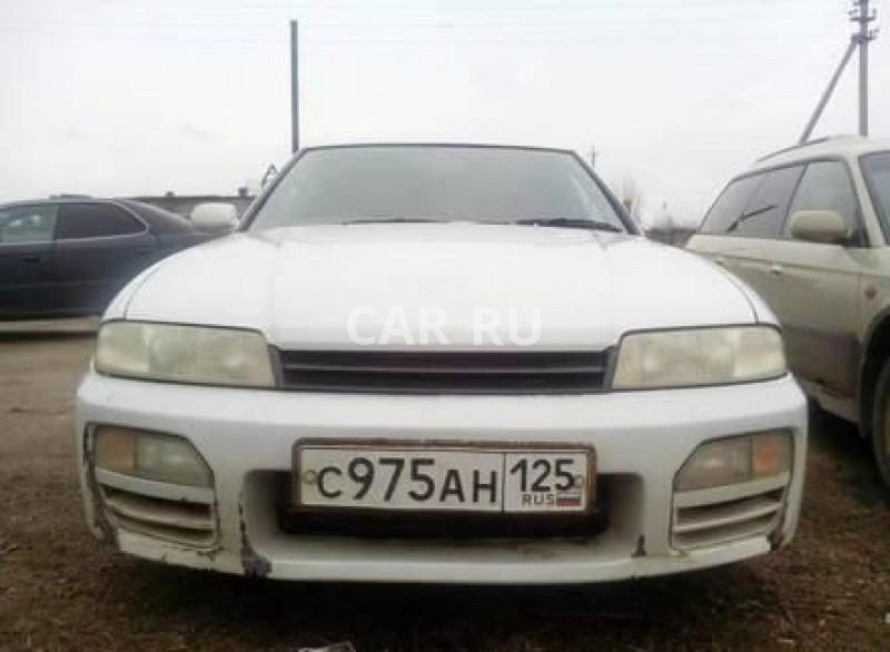 Nissan Skyline, Арсеньев