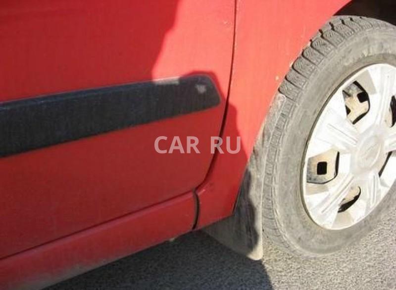 Chevrolet Spark, Аксай