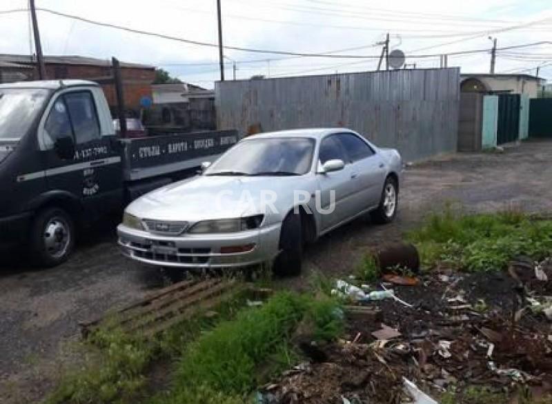 Toyota Carina ED, Белгород