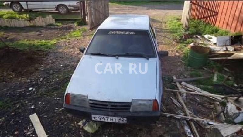 Lada 2108, Анжеро-Судженск