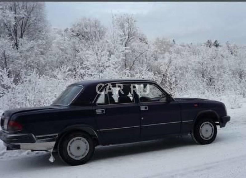 Газ Volga, Абаза