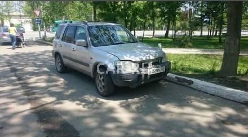 Honda CR-V, Артём