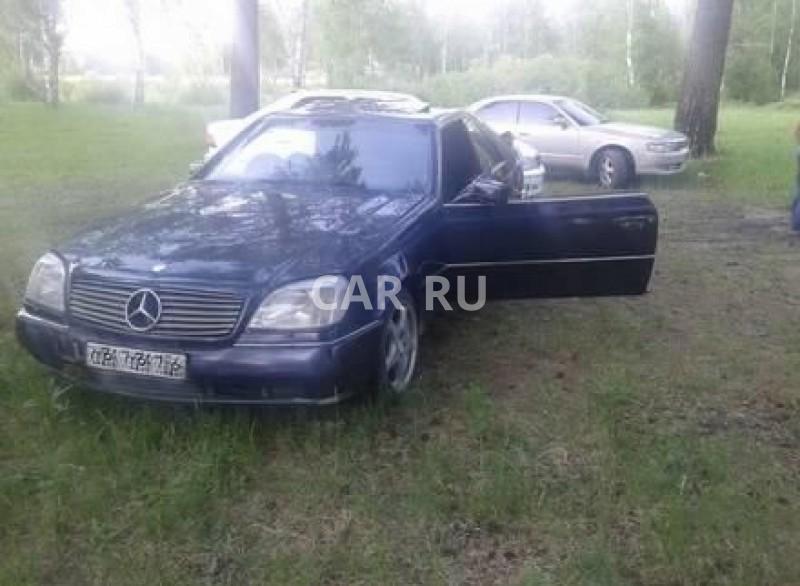 Mercedes CL-Class, Ангарск