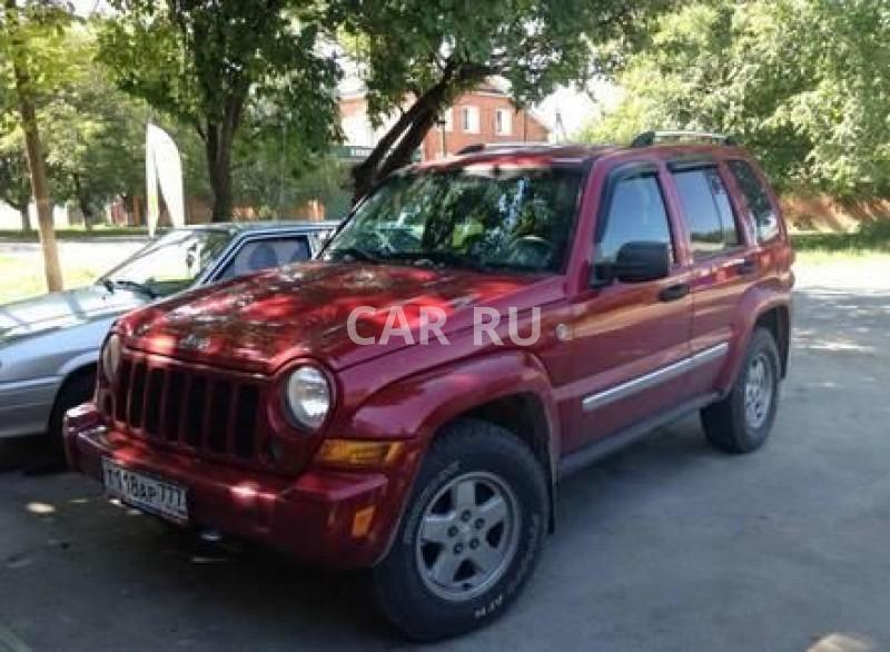 Jeep Liberty, Армавир