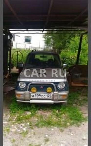 Mitsubishi Pajero Mini, Артём