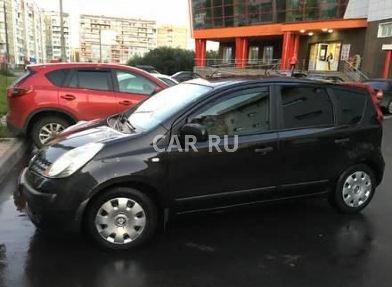 Nissan Note, Архангельск